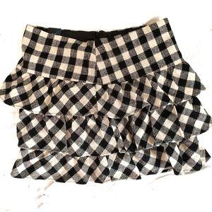 Y2k 90s Schoolgirl mini Skirt plaid egirl …